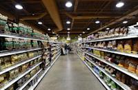 """<p>Before you walk into a Wegmans, make sure you have a lot of time on your hands (especially if it's your first visit), because the stores are truly massive. According to <a href=""""https://www.kiplinger.com/slideshow/spending/T050-S001-8-things-shoppers-should-know-about-wegmans/index.html"""" rel=""""nofollow noopener"""" target=""""_blank"""" data-ylk=""""slk:Kiplinger"""" class=""""link rapid-noclick-resp"""">Kiplinger</a>, the stores can range in size from 75,000 square feet to 140,000 square feet, which is at least double the size of most supermarkets. According to <em>Washington Post</em>, """"<a href=""""https://www.washingtonpost.com/news/wonk/wp/2015/05/13/why-wegmans-really-is-the-best-supermarket-in-the-u-s/"""" rel=""""nofollow noopener"""" target=""""_blank"""" data-ylk=""""slk:Inside each Wegmans"""" class=""""link rapid-noclick-resp"""">Inside each Wegmans</a> is the equivalent of 8 to 10 other supermarkets. The produce department by itself in Wegmans store is twice as big as the total supermarket store volume of its average competitors in the U.S.""""<br></p>"""