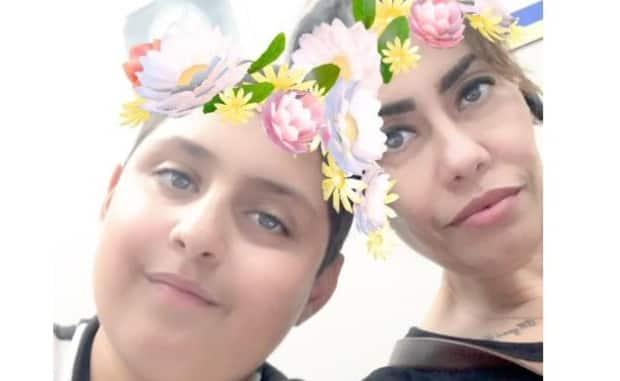 Community members are rallying to raise money for 13-year-old Mazen Kamel who will now have to learn to live without either of his parents after his mother, Dalia Aly, died of COVID-19 earlier this month.  A fundraiser on LaunchGood.com raised approximately $125,000for Mazen, who is staying with a family friend. (Submitted by Mazen Kamel - image credit)