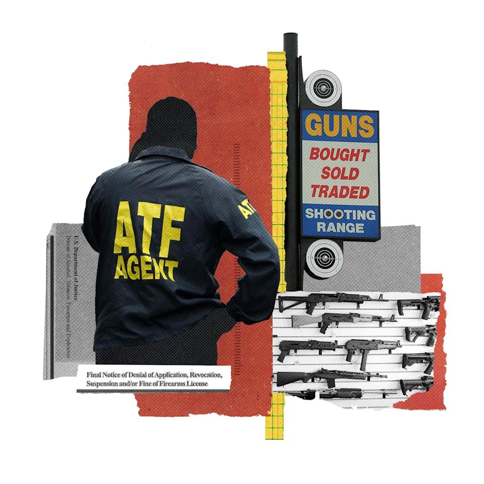 In a rare look behind the scenes of gun shop regulation, The Trace and USA TODAY found ATF officials conciliatory and accommodating.