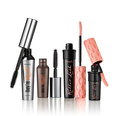 You can get $26 off the two best-selling luxury mascaras today. (Credit: HSN)