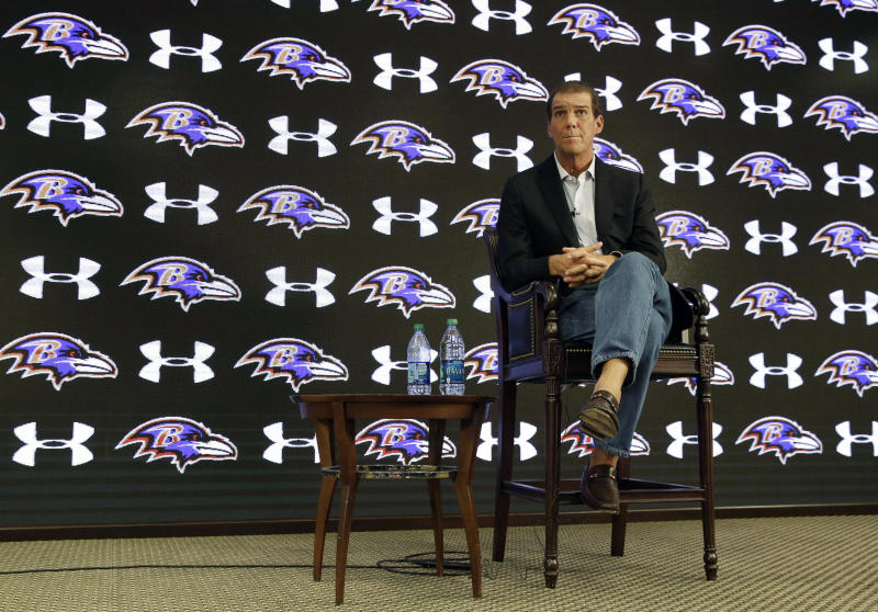 The Ravens are the latest team to make a donation following George Floyd's death in Minneapolis, which has sparked widespread protests across the country.
