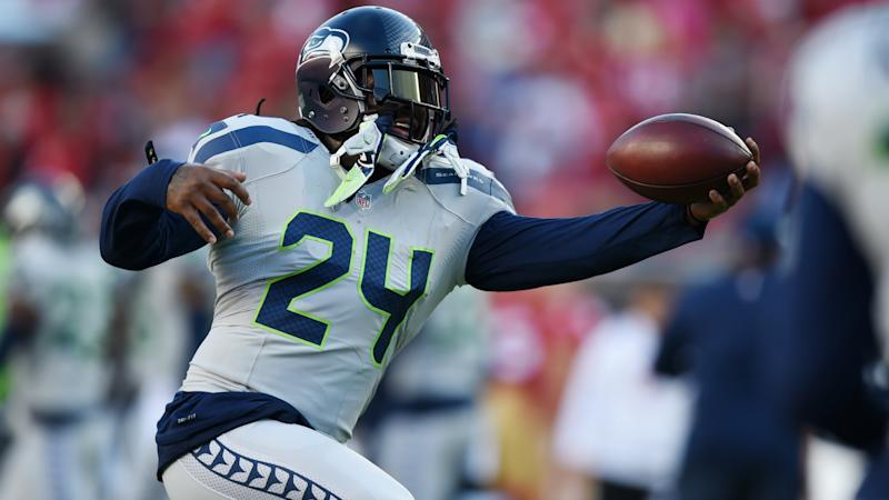 Possible Marshawn Lynch trade might have draft deadline, report says