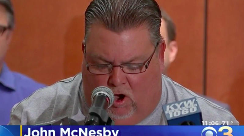 Philly Police Union President Calls Black Lives Matter Activists 'A Pack Of Rabid Animals'