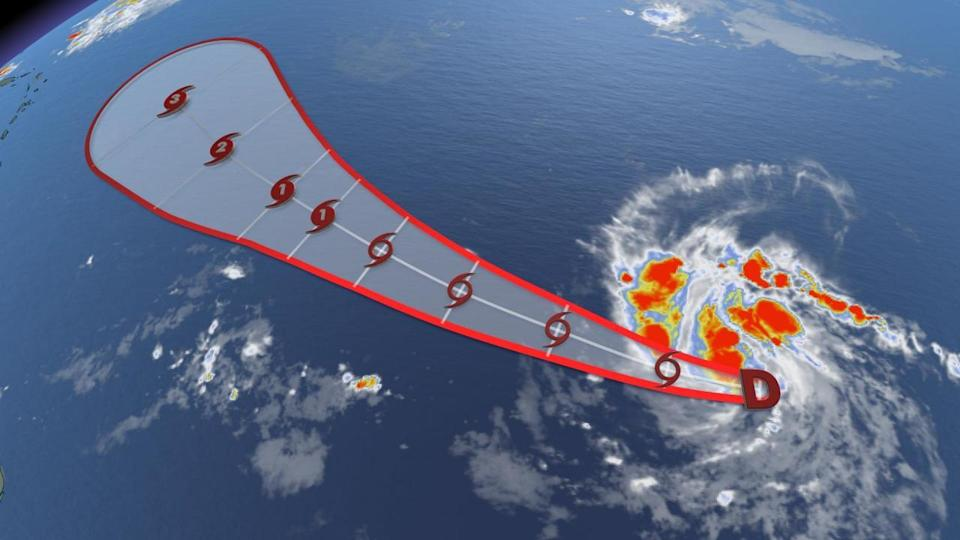 Hurricane season is heating up again. What happens when we run out of names?