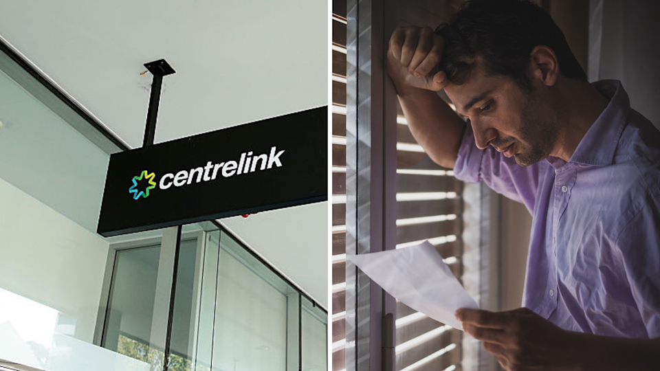 If you've been sent a letter of debt from Centrelink that doesn't look accurate to you, here's what you can do about it. (Source: Getty, AAP)