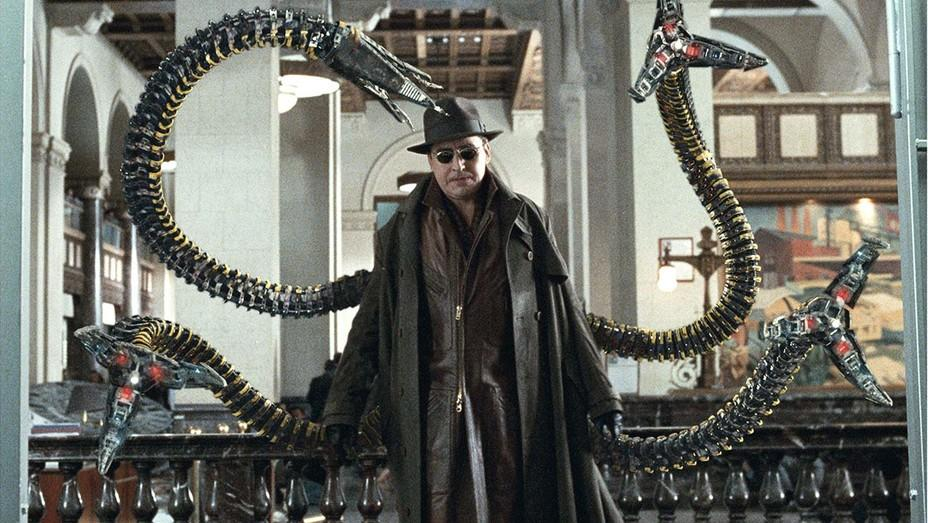 Molina as Doctor Octopus (Credit: Columbia Pictures)