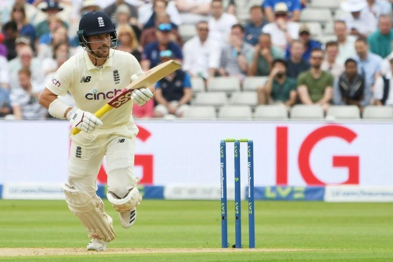 Important innings - Rory Burns made 81 out of England's 258-7 on the first day of the second Test against New Zealand at Edgbaston on Thursday