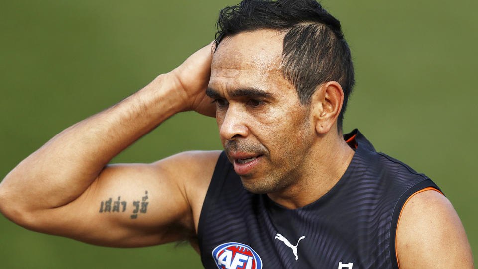 Eddie Betts will retire from the AFL after his 350th match.