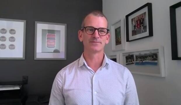 Damon Winney says his advice to buyers is to always aim to get a full inspection on a house before making an offer.