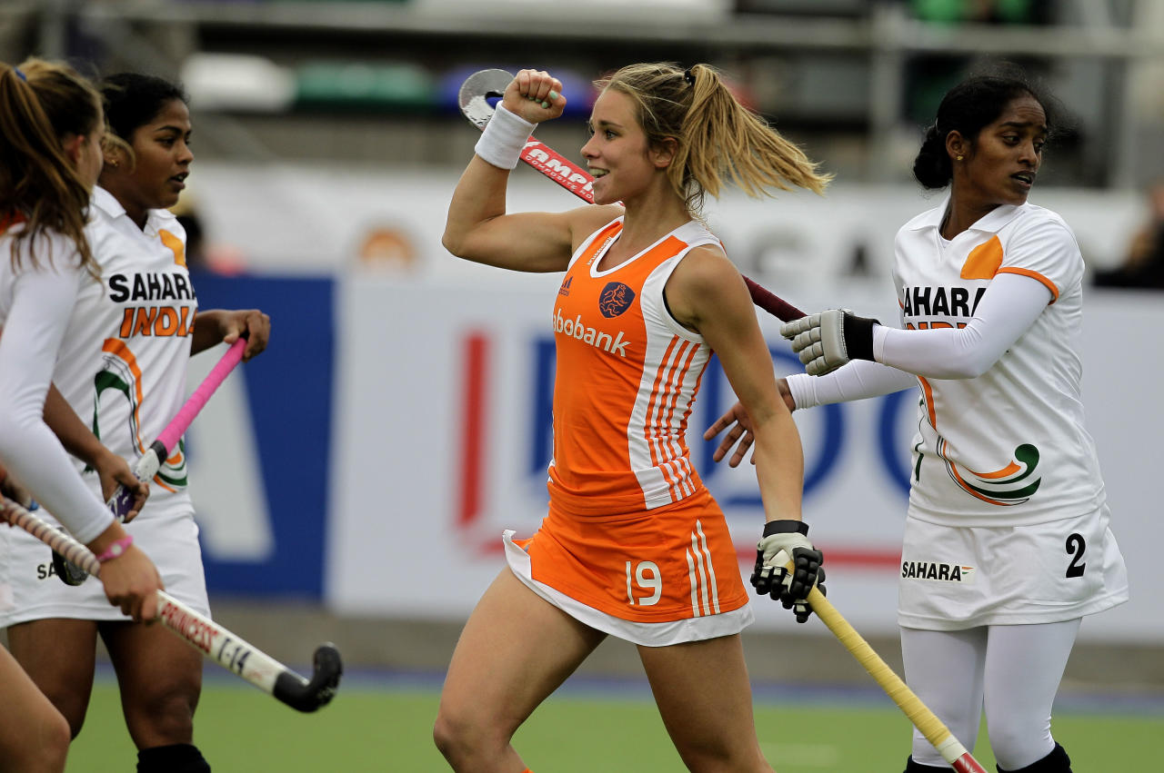 Netherlands' women's field hockey