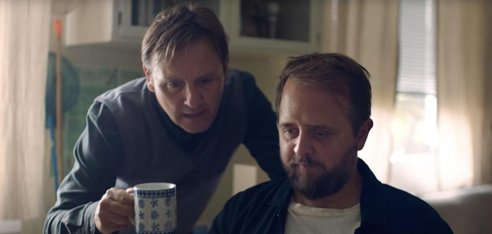 """<p><strong>Nominated for:</strong> Best Director (Thomas Vinterberg), Best International Film (Denmark) </p> <p><strong>What it's about:</strong> A Danish dramedy about four schoolteacher friends who decide they're happier a little buzzed, so why not maintain it all the time?</p> <p><strong>Where to watch:</strong> <a href=""""https://cna.st/affiliate-link/NdFgiDhcJZd5E48XzkMwttEiGfJpyyKT2brfNX2kL3QLfqbVQA6ihMjXax9D4mKS5E6zkSbBG6yrBpi3j7KWktYEKFqqEpQoVZpfQJEh2cgE4JMapWHMgrpSW6evX4tGrAkpJZc3iB9gj2bvnoxLoGNExZjoDSrMe?cid=6036906c0136a29e1cb9dc5b"""" rel=""""nofollow noopener"""" target=""""_blank"""" data-ylk=""""slk:Rent now on App"""" class=""""link rapid-noclick-resp"""">Rent now on App</a><a href=""""https://cna.st/affiliate-link/NdFgiDhcJZd5E48XzkMwttEiGfJpyyKT2brfNX2kL3QLfqbVQA6ihMjXax9D4mKS5E6zkSbBG6yrBpi3j7KWktYEKFqqEpQoVZpfQJEh2cgE4JMapWHMgrpSW6evX4tGrAkpJZc3iB9gj2bvnoxLoGNExZjoDSrMe?cid=6036906c0136a29e1cb9dc5b"""" rel=""""nofollow noopener"""" target=""""_blank"""" data-ylk=""""slk:l"""" class=""""link rapid-noclick-resp"""">l</a><a href=""""https://cna.st/affiliate-link/NdFgiDhcJZd5E48XzkMwttEiGfJpyyKT2brfNX2kL3QLfqbVQA6ihMjXax9D4mKS5E6zkSbBG6yrBpi3j7KWktYEKFqqEpQoVZpfQJEh2cgE4JMapWHMgrpSW6evX4tGrAkpJZc3iB9gj2bvnoxLoGNExZjoDSrMe?cid=6036906c0136a29e1cb9dc5b"""" rel=""""nofollow noopener"""" target=""""_blank"""" data-ylk=""""slk:e TV"""" class=""""link rapid-noclick-resp"""">e TV</a></p>"""