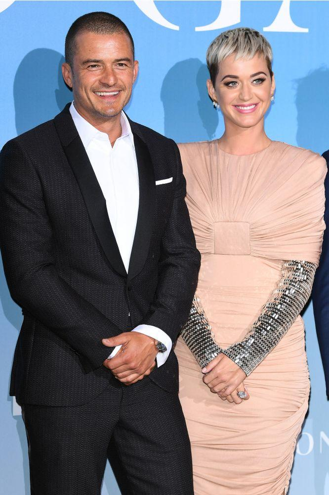 Orlando Bloom and Katy Perry | Daniele Venturelli/Getty