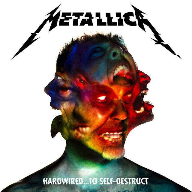 Metallica Hardwired Album Art