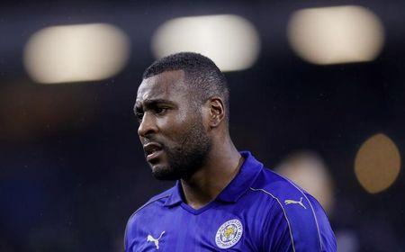 Leicester City's Wes Morgan