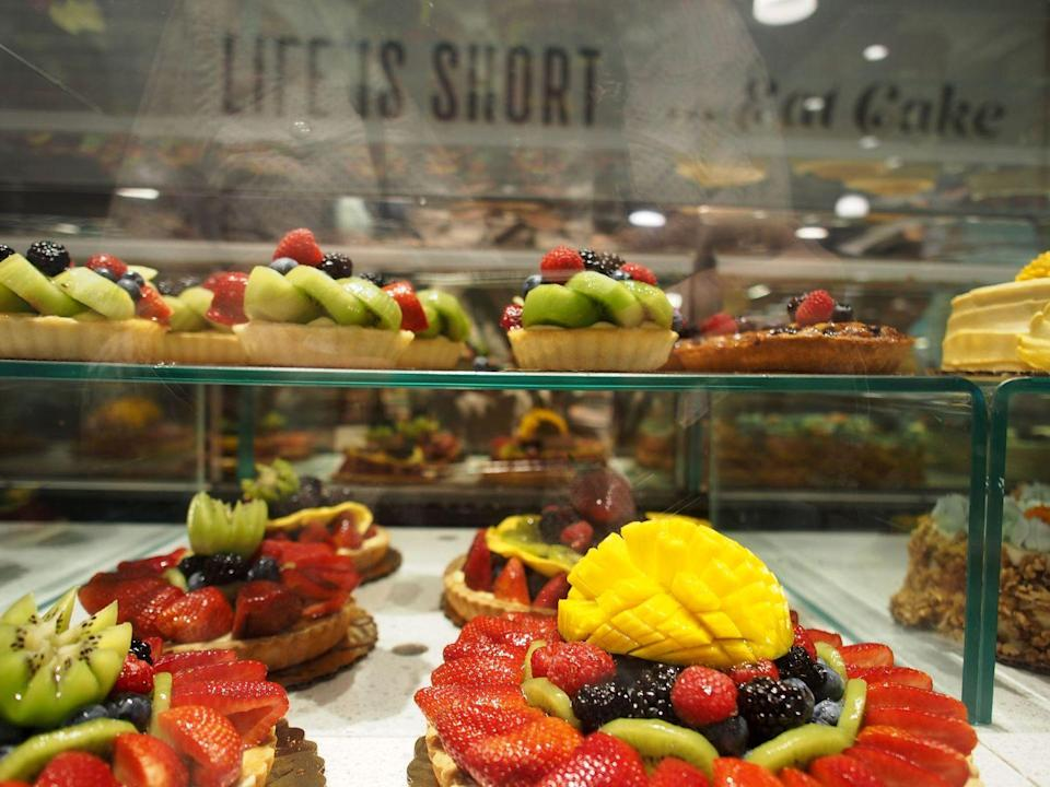<p>Are you even human if you walk through a Whole Foods bread and pastry section and don't buy...all of it?<br></p>