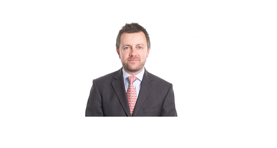 Rob Donaldson started his journey at RSM as an audit trainee in 1990. Photo: RSM