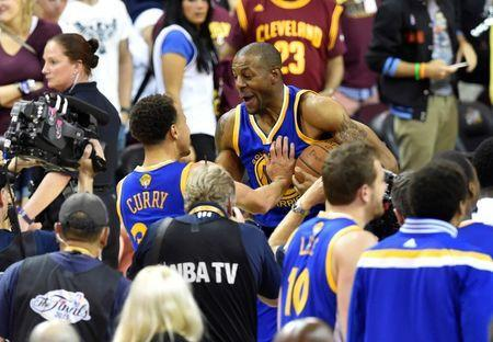Andre Iguodala named 2015 NBA Finals MVP in a deserving, unlikely honor