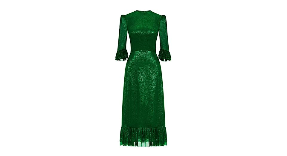 Falconetti dress from The Vampires's Wife