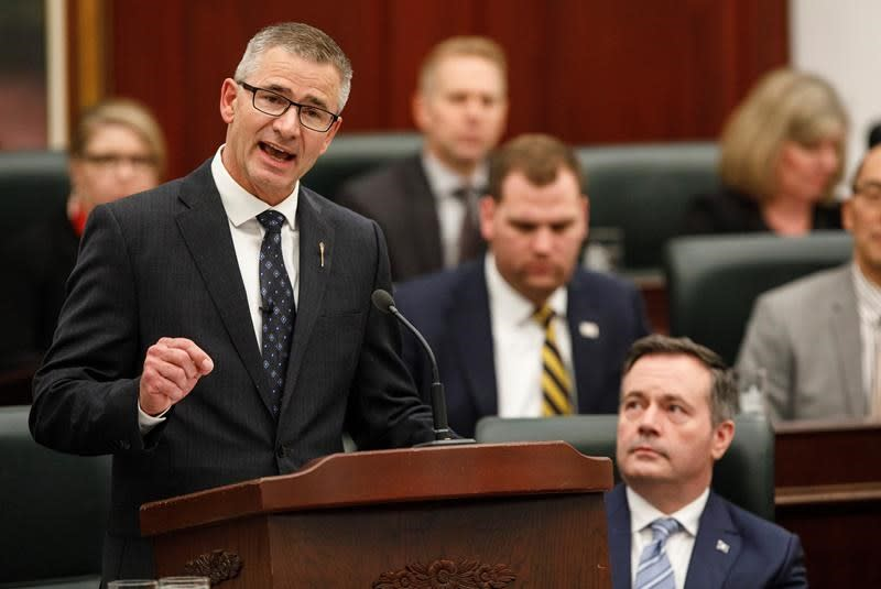 'Finer focus on job creation:' Alberta government files red-ink budget