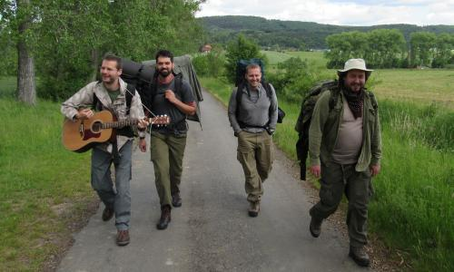 The joys of Czech tramping – 'hiking with friendship, freedom and fun'