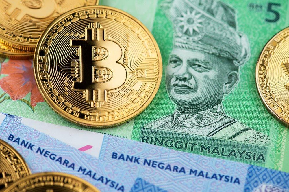 Malaysia's financial regulator is cracking down on unregistered crypto exchanges and ICOs. | Source: Shutterstock