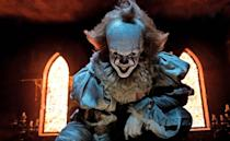 <p><strong>IMDb says:</strong> In the summer of 1989, a group of bullied kids band together to destroy a shape-shifting monster, which disguises itself as a clown and preys on the children of Derry, their small Maine town.</p><p><strong>We say:</strong> Why would you do this to us again? WHY?</p><p><strong>Who's it in?</strong> Jaeden Lieberher as Bill Denbrough, with Bill Skarsgård as Pennywise and supporting roles for Jeremy Ray Taylor, Sophia Lillis, Finn Wolfhard and Jackson Robert Scott.</p>