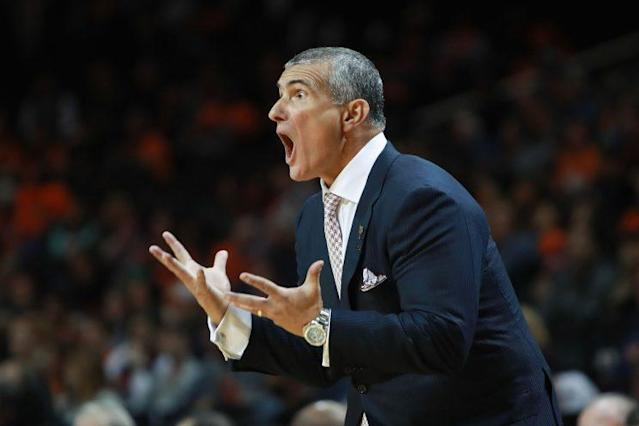 Frank Martin is one of the most intense coaches in college basketball. (Getty)