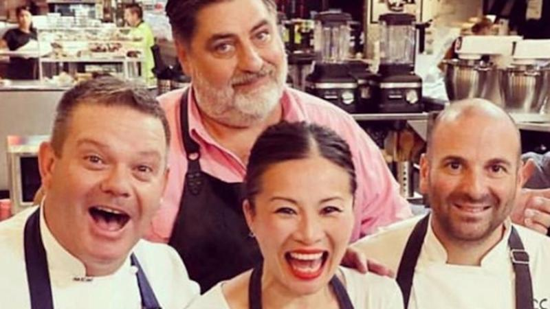 Poh Ling Yeow has said being asked to be a MasterChef judge would be 'amazing'. Photo: Instagram/pohlingyeow