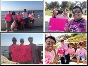 More than 2,600 employees, students, alumni and partners from across the country joined Team UMA to create the largest Making Strides team of any organization nationwide.