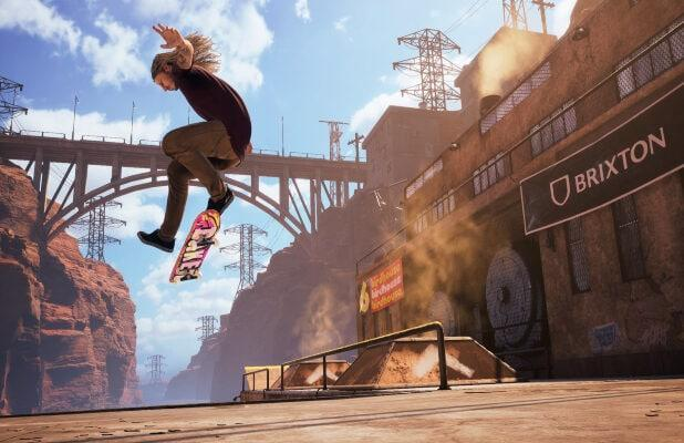 Tony Hawk's Son, Top Female Pros Fill New Line-up in Remastered 'Pro Skater' Games