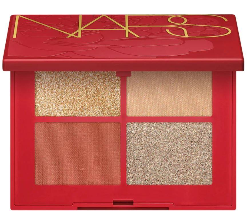 NARS Deep Sunrise Eyeshadow Quad [Photo via Sephora]