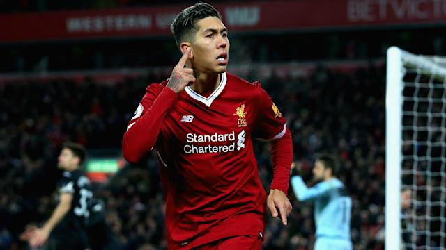 Roberto Firmino is having his best season yet on Merseyside