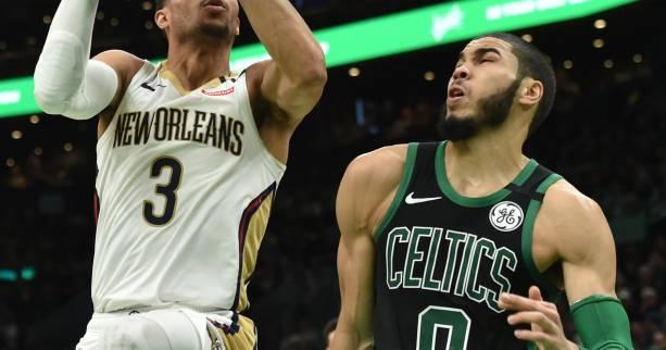 Basket - NBA - NBA : les Boston Celtics et les Houston Rockets cartonnent