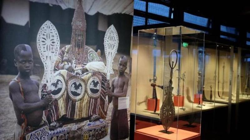 Pan-African activists fined for taking artefact from Paris' Quai Branly museum