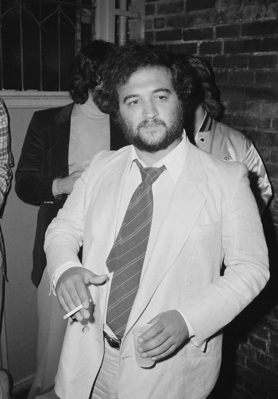 John Belushi's ghost supposedly haunts the site of his death, a bungalow at Chateau Marmont. (Photo: AP)