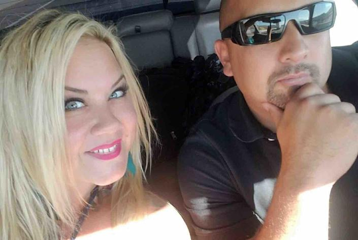 """Heather Alvarado's husband said she was """"happiest when she was together with her family."""" (Photo: GoFundMe)"""