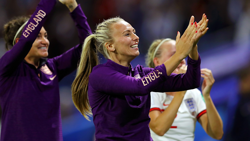 Duggan returns to England squad for SheBelieves Cup as Kelly replaces injured Mead