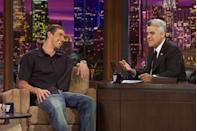 <p>While promoting the 2004 Summer Olympics, Phelps cultivated his personal brand. The swimmer began appearing on talk shows and quickly became a pop culture sensation. </p>