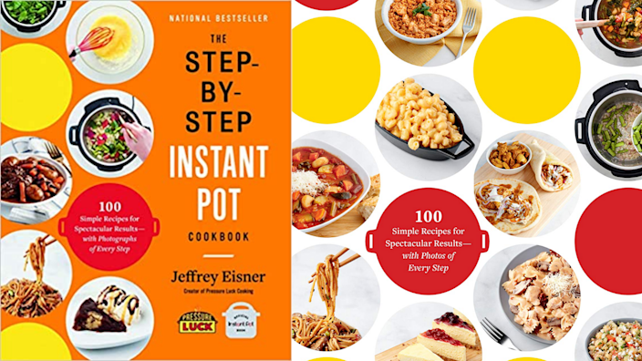 Best gifts for brothers: Instant Pot cookbook