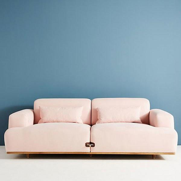 SHOP NOW: Duffle Sofa by BOSC, $2,000 (down from $2,999), anthropologie.com