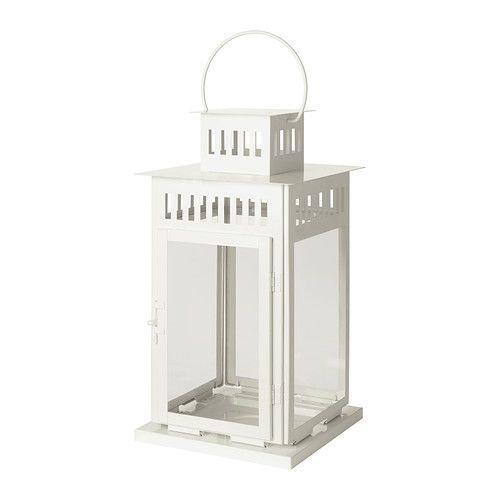 """<p>For either indoor or outdoor use, this lantern cam hold a large candle inside. </p><p><strong><a class=""""link rapid-noclick-resp"""" href=""""https://go.redirectingat.com?id=74968X1596630&url=https%3A%2F%2Fwww.ikea.com%2Fus%2Fen%2Fcatalog%2Fproducts%2F90270144%2F&sref=https%3A%2F%2Fwww.bestproducts.com%2Fhome%2Fg29514474%2Fbest-ikea-hacks%2F"""" rel=""""nofollow noopener"""" target=""""_blank"""" data-ylk=""""slk:BUY NOW"""">BUY NOW</a></strong> <em><strong>$15, <span class=""""redactor-unlink"""">ikea.com</span></strong></em></p>"""