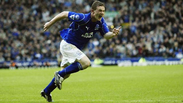 <p>Rooney's last-gasp strike secured a vital victory for David Moyes' Everton side over 14 years ago in a tense 2-1 triumph on home soil.</p> <br><p>The Toffees' barren run without a win had seemed set to continue before the teenage prodigy stepped up to fire Everton to all three points.</p> <br><p>Rooney was prowling on the edge of the area as Alan Stubb's raking deep free kick was glanced his way by a Villa defender and, without needing a touch, the wonderkid fired a low left-foot shot past the sprawling Peter Enckelman.</p> <br><p>The 17-year-old's Klinsmann-esque dive was all you needed to know about the importance of his goal - and we're surprised he managed to get back up after the huge piley-on that ensued as Goodison erupted!</p>