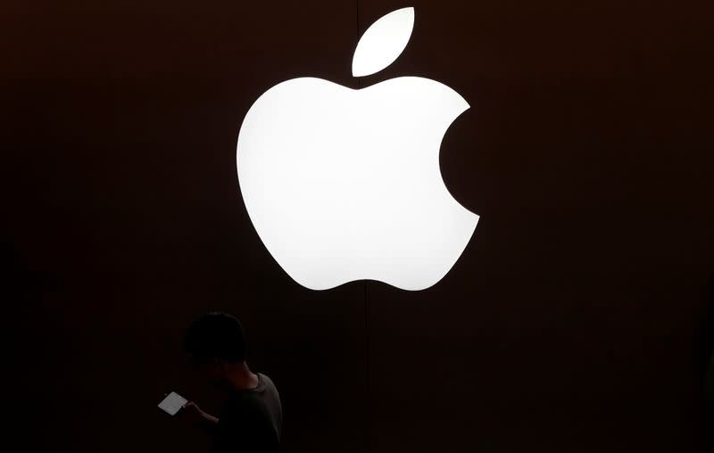 Apple removes thousands of game apps from China store - research firm