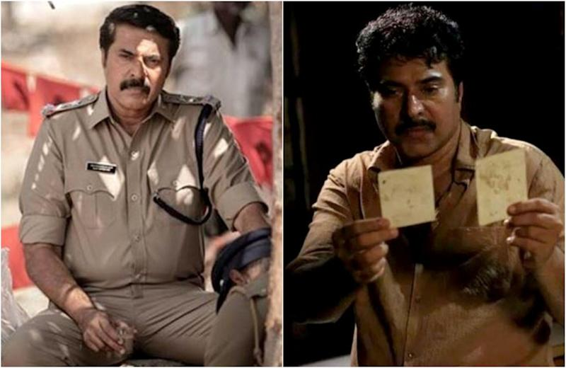 L-R: Mammootty in 'Unda' and 'Munnariyippu' (Photo: Film stills)