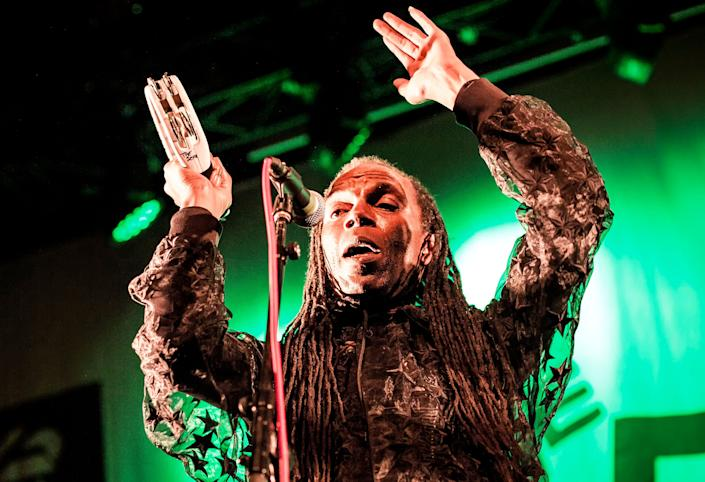 Roger Charlery, a.k.a. Ranking Roger, a key member of the '80s ska band The English Beat and the poppier group General Public, died on March 26, 2019 at the age of 56.