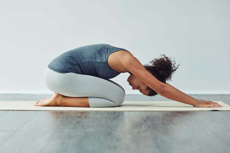 Yoga To Ease Lower Back Pain While We Work From Home On ...