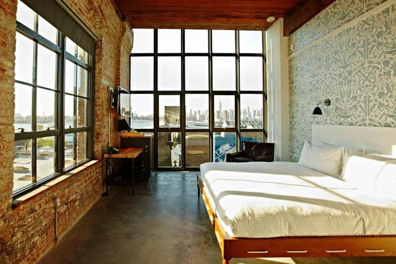 The Wythe is the place for a hyper-local focus (Wythe Hotel)