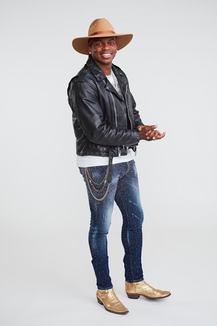 """Jimmie Allen """"Dancing with the Stars"""" cast photo"""