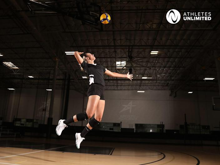 athletes unlimited volleyball