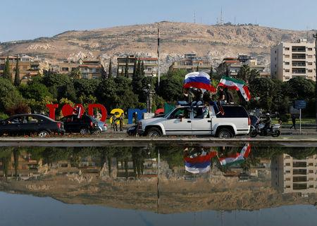 Russian Federation says West only interested in overthrowing Syria's Assad